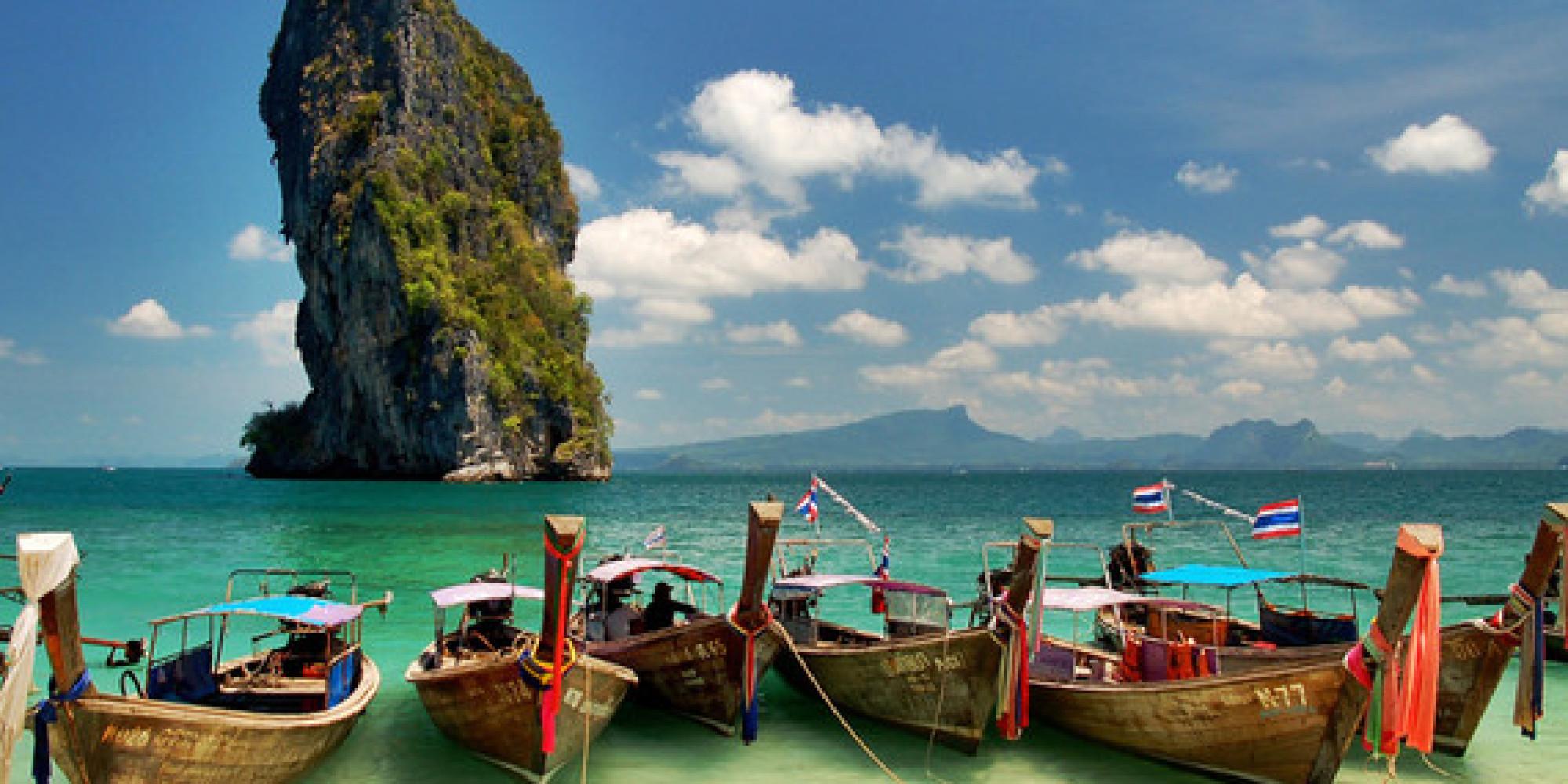 łodzie phuket