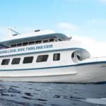 A-Kepsub łódź phuket