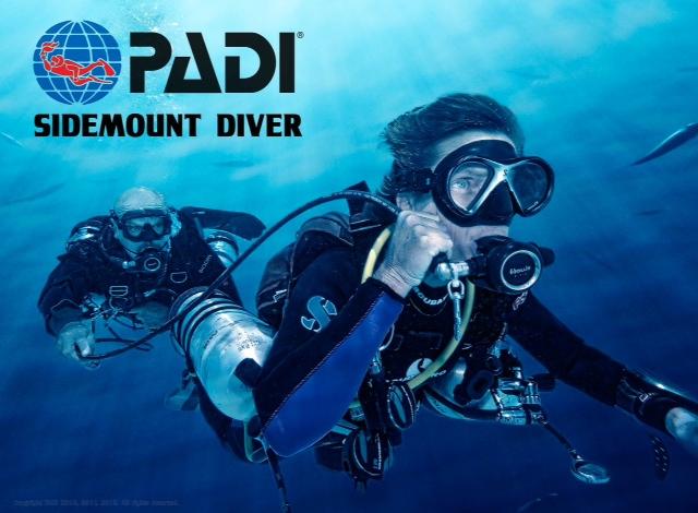 PADI-Sidemount-Diver-Specialty