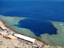 blue hole, dahab, nurkowanie Sharm el Sheikh