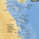hurghada mapa