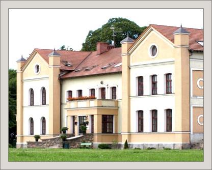 pałac noclegi